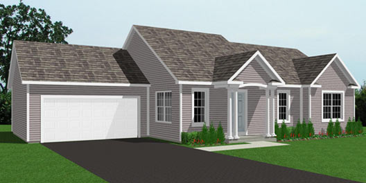 Ranch Style House Plans - Panelized-Homes.com - Modular Home Plans